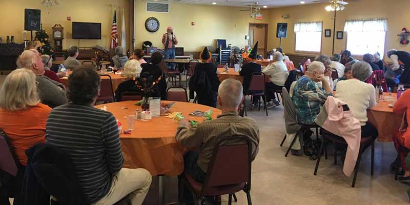 Halloween Harvest at Belchertown Senior Center