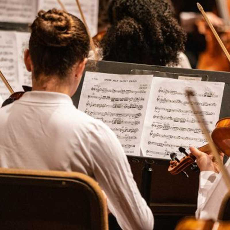 Springfield Youth Symphony plays Bach