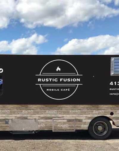 Rustic Fusion