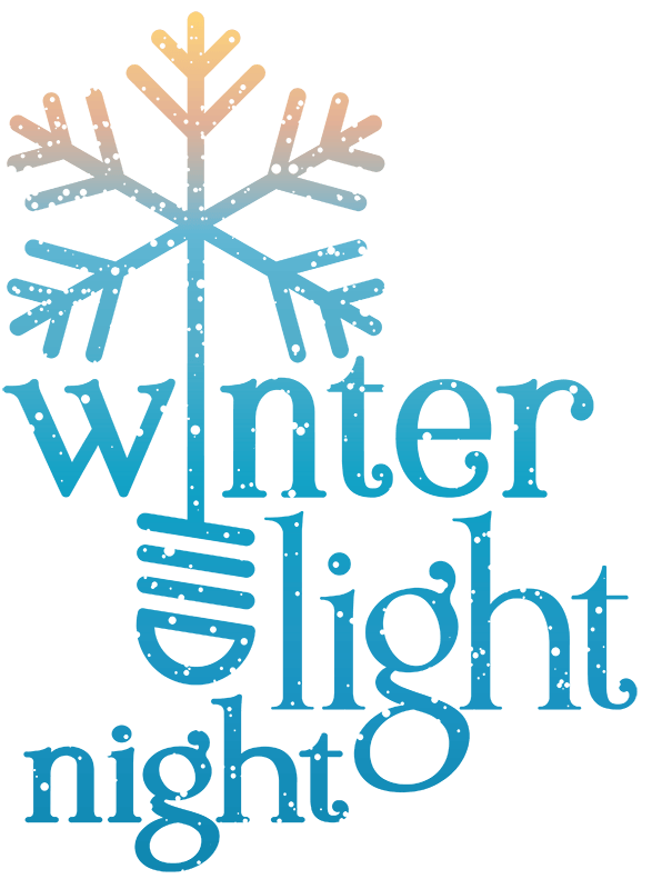 Winter Light Night